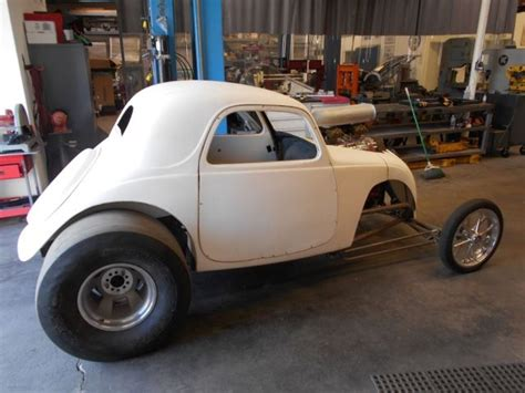 Fiat Drag Car by 1937 Fiat Topolino Drag Car 454 Glide 9 Quot With Clear