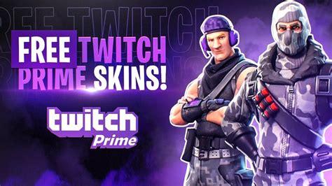twitch prime skins fortnite battle roy