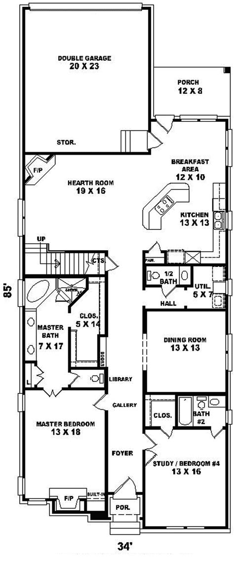 house plans and more apollo hill tudor cottage home plan 087d 0699 house