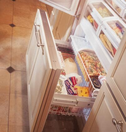 monogram zicnxlh   counter depth bottom freezer refrigerator  panel ready