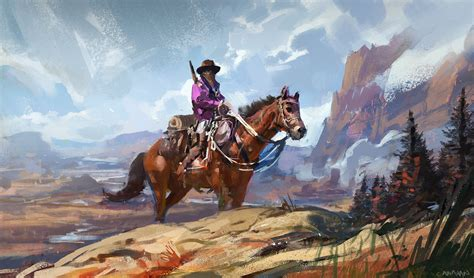 Fan Art Red Dead Redemption 2 Artworks And Wallpapers