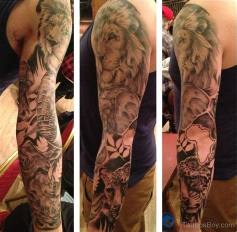 lion tattoos tattoo designs tattoo pictures page