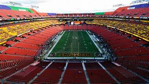 Fedex Field Is Turning Into A Golf Course