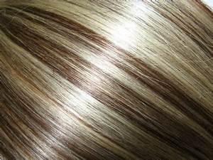 Chatain Meche Blonde : extensions de cheveux a clips chatain clair meche blond ~ Melissatoandfro.com Idées de Décoration