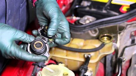 4 vacuum hose fixing problems with mercedes engine coolant reservoir
