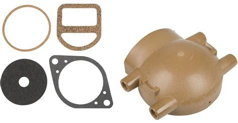 Distributor Cap With Gasket Kit For Ford 9n 2n And 8n