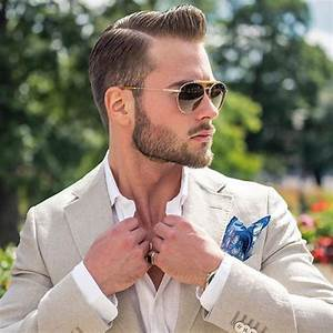 Modern Gentleman Haircut With Beard | www.pixshark.com ...