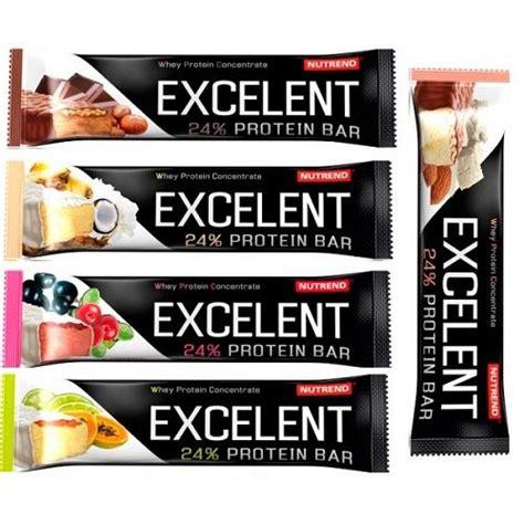 Excelent Protein Bar Nutrend купить • низкая цена в Киеве