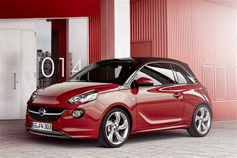 Adam Opel by 2013 Opel Adam