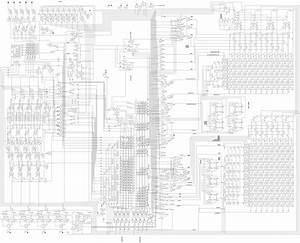 Schematic  Mask  And Die Shot Of Intel U2019s 4004 Cpu From