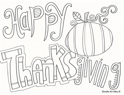 coloring pages thanksgiving thanksgiving coloring pages doodle alley