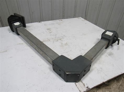 hmi controls adjustable swivel mounting arm bracket