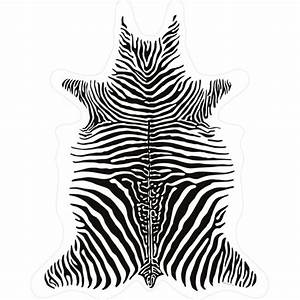 tapis zebre blanc de podevache With tapis de zebre