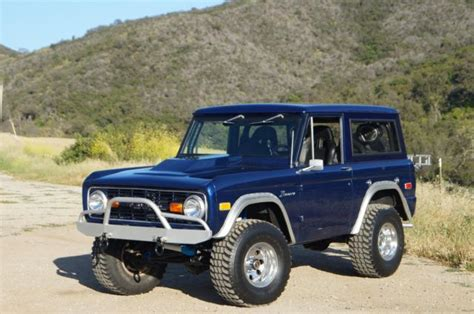 1974 Ford Bronco  302 V8 Automatic