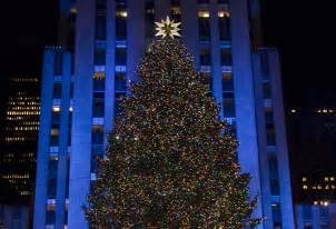 nycdata rockefeller center christmas tree lighting