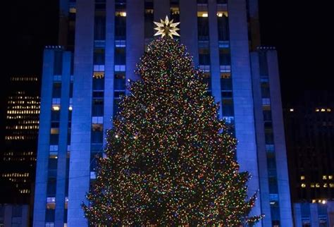 when is the christmas tree lighting nyc nycdata rockefeller center christmas tree lighting