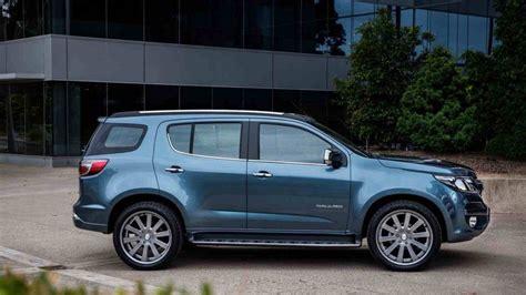 Chevrolet The Future Cars 20192020 Chevrolet Trailblazer