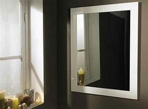 conforama miroir de salle de bain photo 12 15 With miroir cadre salle de bain