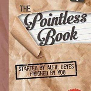 The Pointless Book christmas list Pinterest