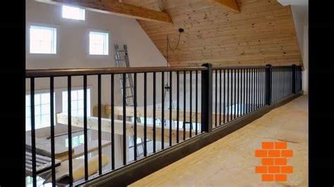 pagar tangga minimalis  kayu  youtube