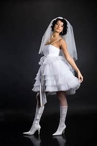 Robe Courte Mariée : robe de mariee courte eglise ~ Melissatoandfro.com Idées de Décoration