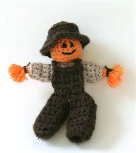 Halloween Finger Puppets Crochet Pattern