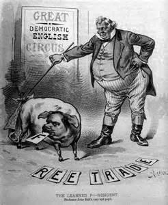 Gilded Age Political Cartoons