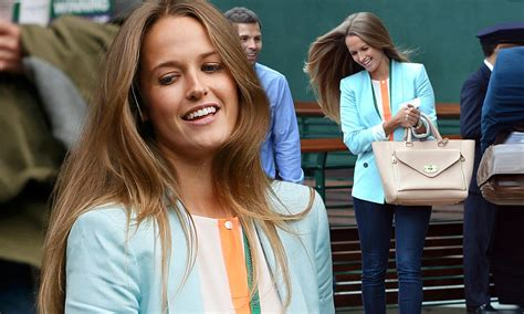 wimbledon  kim sears  happy  relaxed  andy