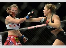 Ronda Rousey is auctioning off her UFC 168 fight wraps for