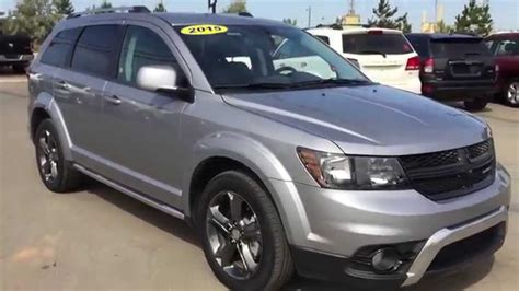 dodge journey awd crossroad edition crosstown auto