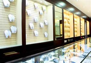 Jewellery showroom interior design photos joy studio for Jewellery showroom interior design images