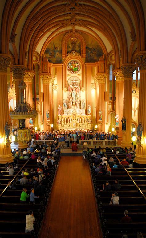 jesuit community prepares celebrate easter jesuit high school