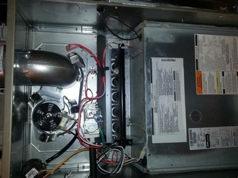 gas furnace won t light furnace won t start yellow blinking light doityourself