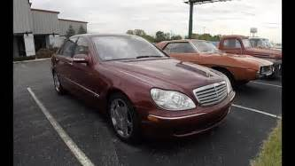 Mercedes s430 / s500 / s55 amg / s600 without proximity cruise control 2004, grille by replace®. 2004 Mercedes Benz S600 W220 V12 Walk Around Video In Depth Review - YouTube