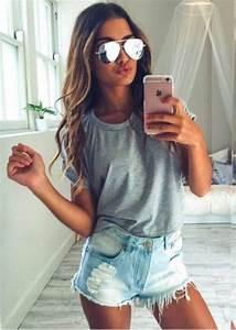 Teen summer outfits 2017-2018 | B2B Fashion