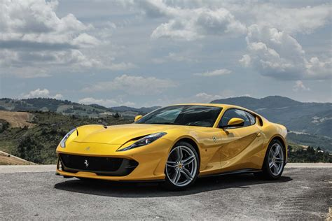 812 Superfast Photo by 2018 812 Superfast Drive Review Motor