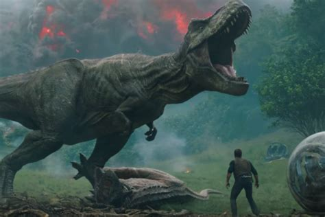 Hold On To Your Butts, The First 'jurassic World