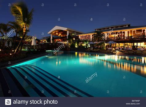 meridien pointe aux piments le meridien ile maurice hotel pointe aux piments mauritius stock photo royalty free image