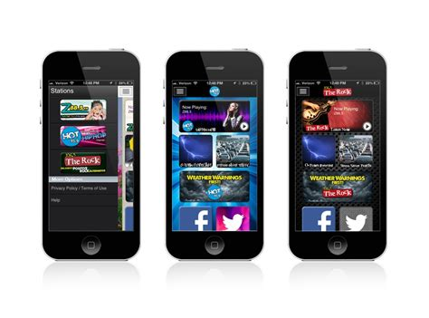 new android apps digital frontiers media develops new iphone and android