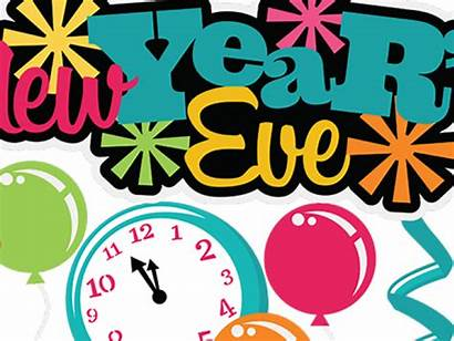 Eve Years Clipart Clip Transparent Clock Pinclipart