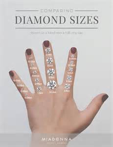 size 8 engagement rings best 25 sizes ideas on