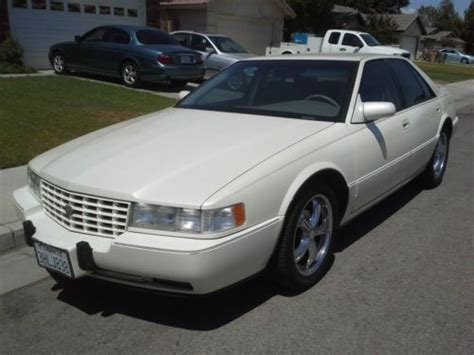 old car owners manuals 1993 cadillac seville security system find used 1994 cadillac seville sts sedan 4 door 4 6l in bakersfield california united states