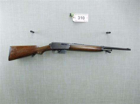 Winchester Model 1907 Sl Caliber 351 Cal