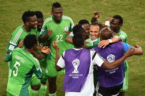 Fifa World Cup Nigeria Wins Tight Finish Ghana