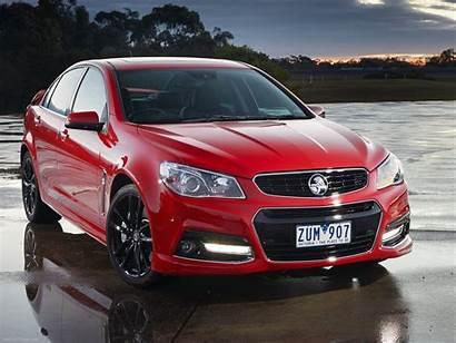 Holden Commodore Ss Ssv Vf Redline Chevy