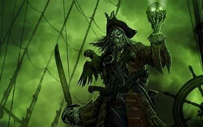 Pirate Fantasy Background Wallpapers Ship Desktop Pirates