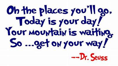 Places Oh Ll Clipart Clip Youll Seuss