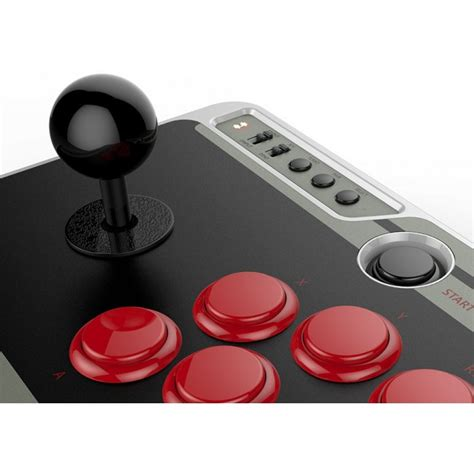 arcade stick 8bitdo n30 switch controller nintendo steam bluetooth android pc mac nes controllers retro usb