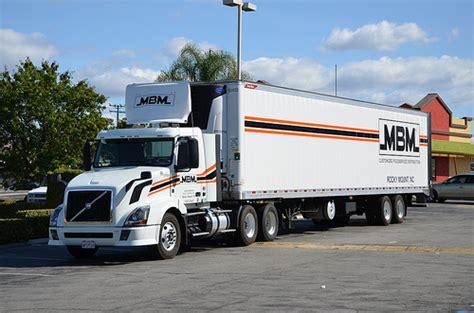 volvo 18 wheeler trucks mbm volvo big rig truck 18 wheeler flickr photo