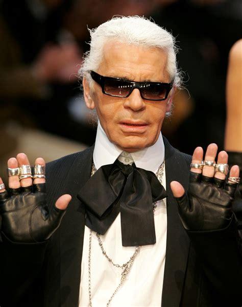 CopyKarl? Chanel Designer Lagerfeld Sued in Trademark ...